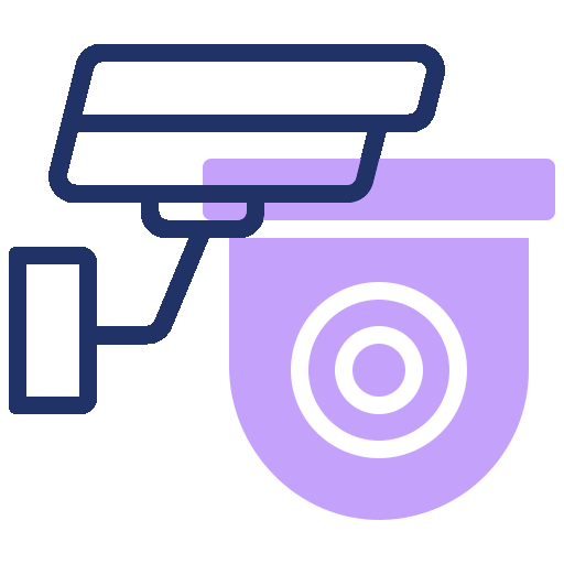 Airpot security icon